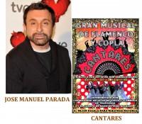 Jose Manuel Parada en el Teatro Villa de Archena